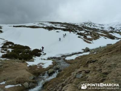 Nacimiento del Río Manzanares (Descenso del Río Manzanares); club senderismo valladolid